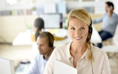Professionell Telefonieren – Lächeln kann man hören